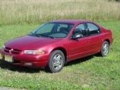 CHRYSLER STRATUS/DODGE CIRRUS 95-.......